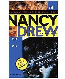 Nancy Drew - High Risk