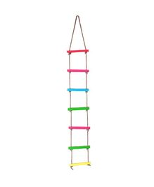 Skillofun - Rope Wooden Ladder 7 Dowels