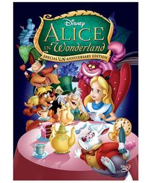 Disney - Alice in Wonderland Special Anniversary Edition