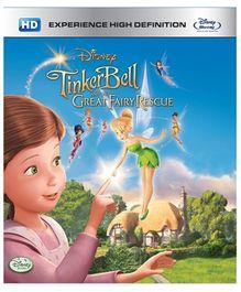 Disney - Tinkerbell 3 Great Fairies Rescue