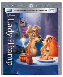 Disney - Lady And The Tramp Diamond Edition
