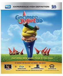 Disney - Gnomeo And Juliet 3D