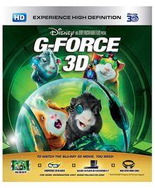 Disney - G - Force 3D