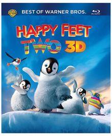 Warner Brothers - Happy Feet II 3D BD