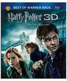 Harry Potter - Harry Potter And The Deathly Hallows Part 1 3D
