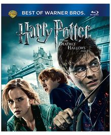 Warner Brother- Harry Potter And The Deathly Hallows Part 1