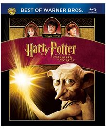 Harry Potter And The Chamber Of Secrets Blue-ray Disc