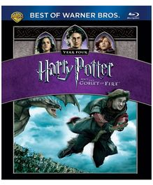 Harry Potter And The Goblet Of Fire Blue-ray Disc