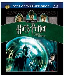 Harry Potter And The Order Of The Phoenix Blue-ray Disc