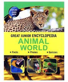 Shree Book Centre - Great Junior Encyclopedia Animal World