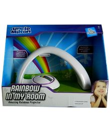 Uncle Milton Rainbow in My Room Projector