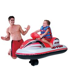 Bestway - Motorised Jet Ski Js Pro Race Rider Red