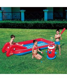 Bestway - Interactive Fire Truck Play pool
