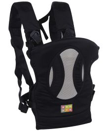 Mee Mee Four Way Baby Carrier - Black