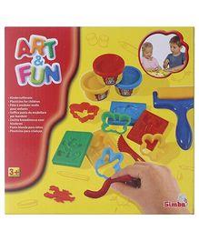 Simba Art And Fun Soft Dough Set
