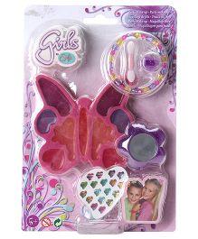 Steffi Love Girls Glitter Lip Gloss - Butterfly Shape