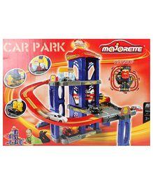 Majorette - Car Park Play Set