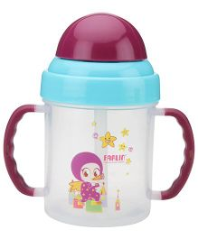Farlin Non Spill Magic Cup Blue 200 ml