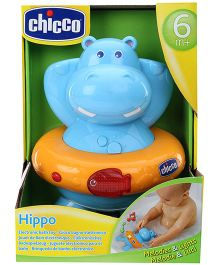 Chicco - Happy Hippo Electronic Bath Toy