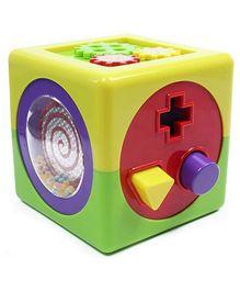 Fab N Funky - Baby Cube Green