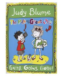 Pan MacMillan - Pain and the Great One Going Going Gone Story Book