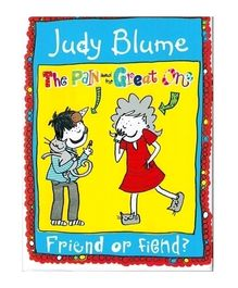Pan MacMillan - Pain and the Great One Friend or Fiend Story Book