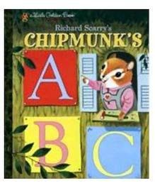 Random House - Chipmunks ABC Book