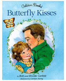 Random House - Butterfly Kisses Story  Book
