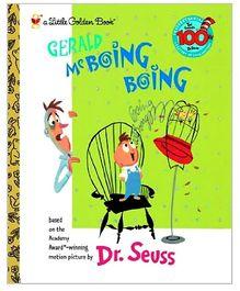 Random House - Gerald McBoing Boing Book