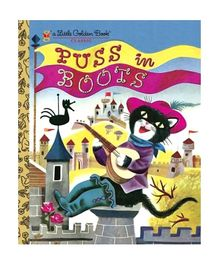Random House - Puss in Boots Story Book