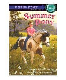Random House - Stepping Stones A Chapter Book Summer Pony