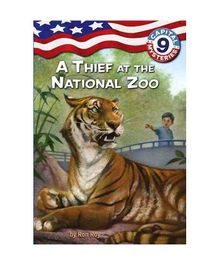 Random House - Capital Mysteries A Thief At The National Zoo