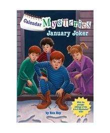 Random House - Calender Mysteries January Joker