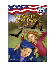 Random House - Capital Mysteries The Ghost At Camp David