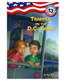 Random House - Capital Mysteries Trapped On The D C Train