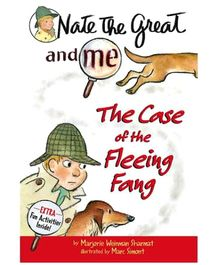 Random House - Nate the Great and Me The Case of the Fleeing Fang