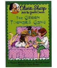 Random House - The Green Toenails Gang Story Book