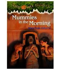 Random House - Mummies in the Morning Story Book