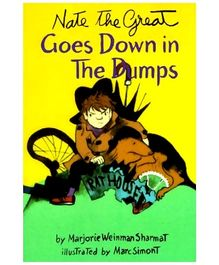 Random House Nate the Great Goes Down In Dumps