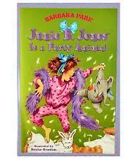 Random House - Junie B Jones Is a Party Animal Story Book