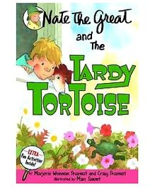 Random House Nate the Great And The Tardy Tortoise