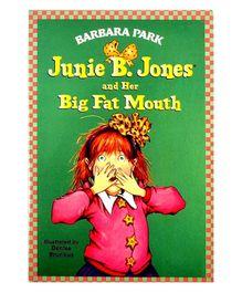 Random House Junie B Jones And Her Big Fat Mouth