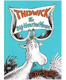 Random House - Thidwick the Big Hearted Moose Storybook