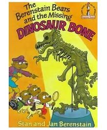 Random House The Berenstain Bears And The Missing Dinosaur Bone