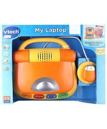 Vtech - My Laptop Toy Orange