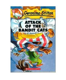 Scholastic - Attack Of The Bandit Cats