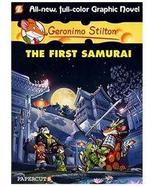 Papercutz - The First Samurai