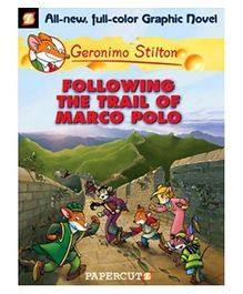 Papercutz - Following The Trail Of Marco Polo