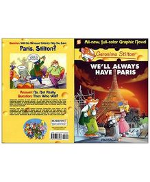 Papercutz - We Will Always Have Paris Story Book