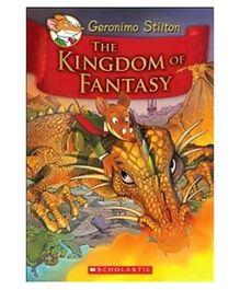 Scholastic - The Kingdom Of Fantasy Book